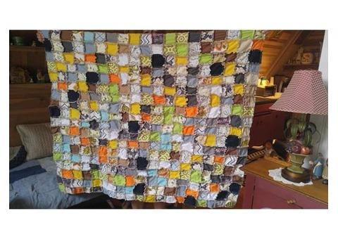 Memorable quilts