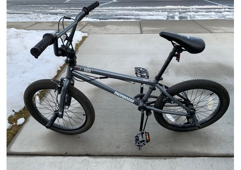 "Mongoose BMX Bike 20.5"" frame"