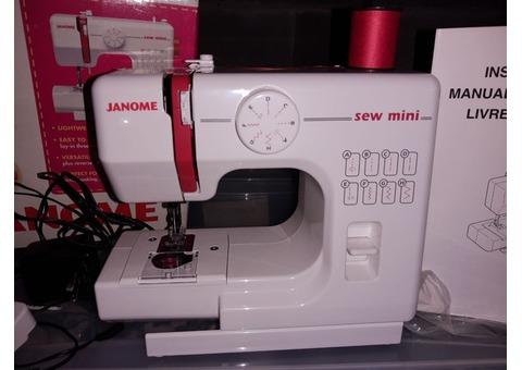 Janome Mini Sewing Machine